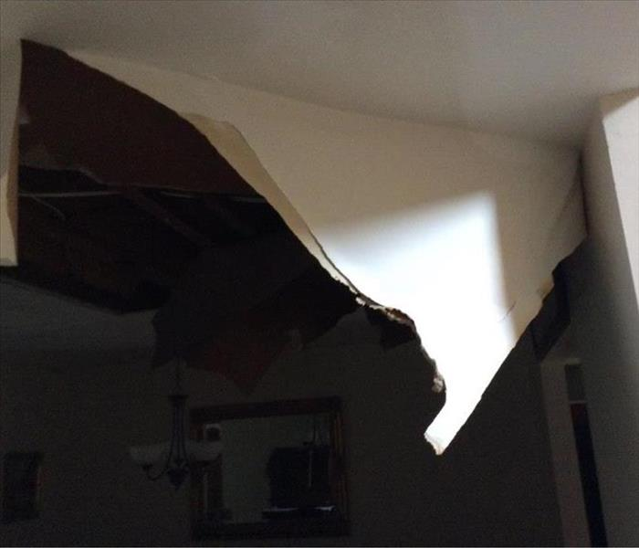 Red Bank Townhouse Has Water Damage