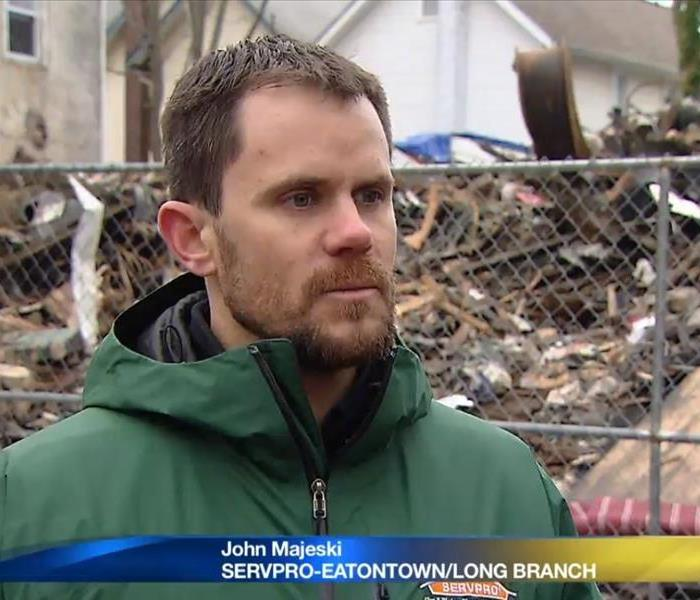 General See The News 12 Fire Scene Interview Here