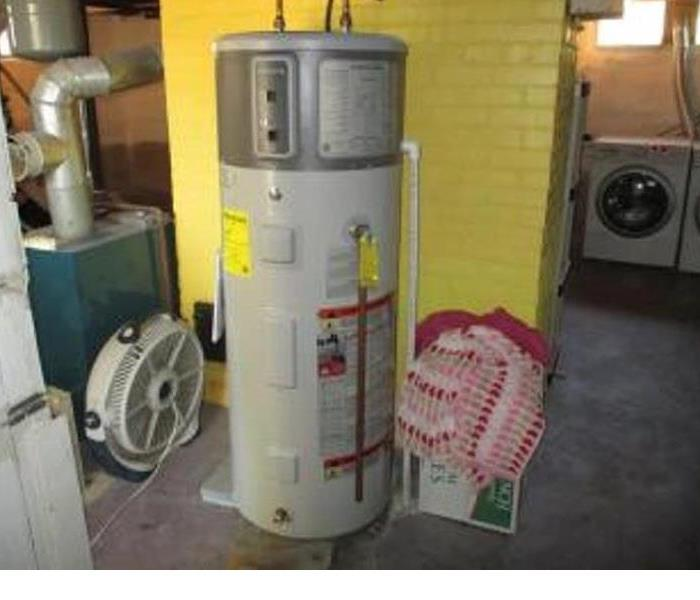 Water Damage Is Your Hot Water Heater Leaking? Here's What to Do.