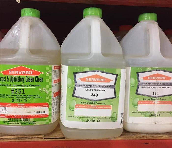 Why SERVPRO SERVPRO of Eatontown/Long Branch Offers Opportunity to Use Green Products
