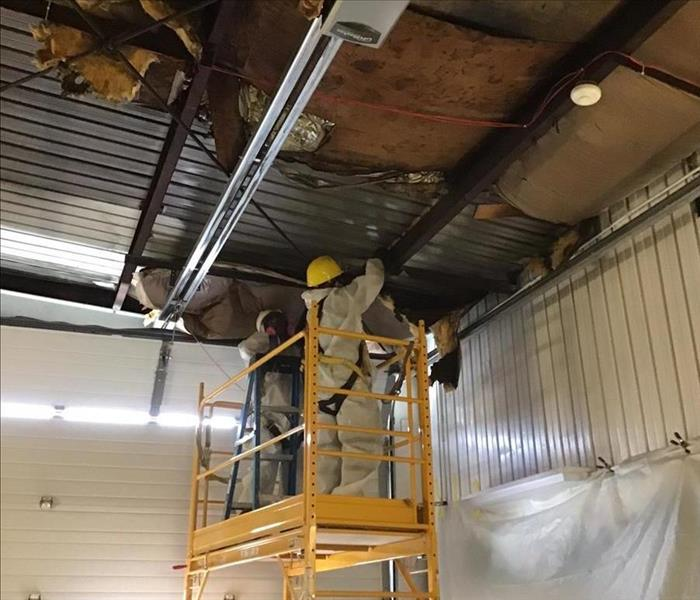 Commercial What You Need to Know About Commercial & Large Loss Fire Damage Restoration