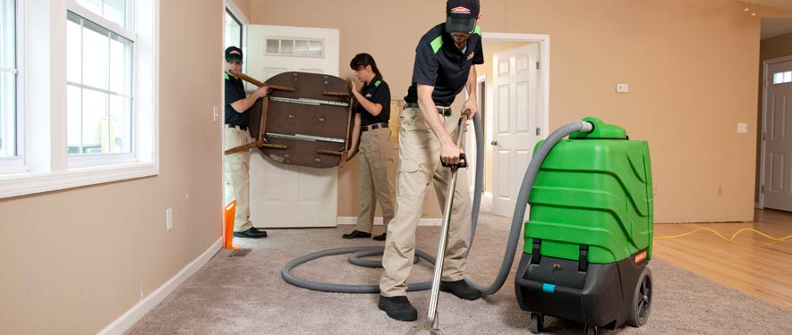 Red Bank, NJ residential restoration cleaning